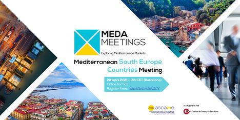 Urge la recuperación y un nuevo modelo de desarrollo en el segundo 'Encuentro Mediterráneo'