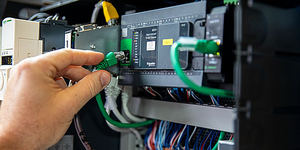 Barberan confía en Schneider Electric como partner para crear una nueva línea de formación de paneles