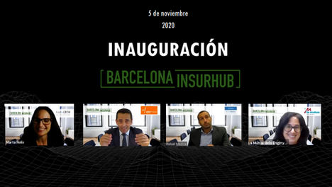 Nace Barcelona Insurhub, el lugar de encuentro entre startups, mutualidades e inversores, con el propósito de revolucionar los sectores insurtech y fintech