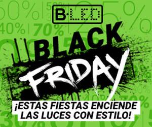 4º año de celebración del Black Friday en Barcelona LED