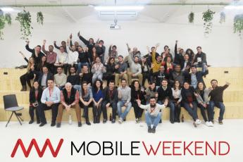 Barcelona acoge la primera edición de Mobile Weekend, un evento para la transformación de ideas en Apps