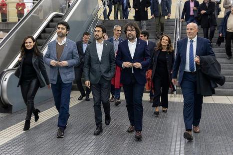 Barcelona tendrá uno de los primeros laboratorios ferroviarios 5G del mundo