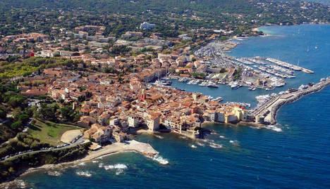 Barnes International aterriza en Saint-Tropez
