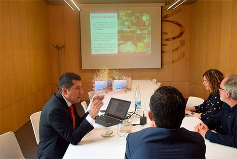 Nicaragua explora vías de colaboración con el Basque Culinary Center, del país Vasco