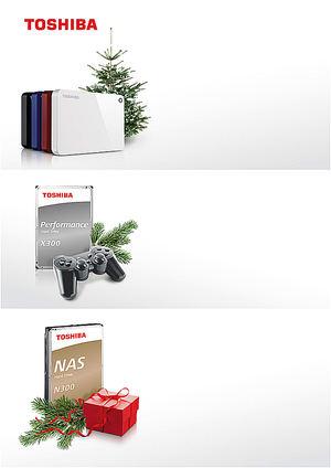 Un solo disco para mantener seguros los recuerdos navideños