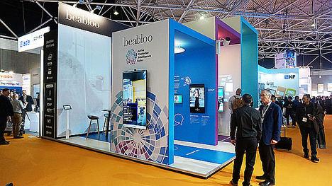 Beabloo ha presentado sus soluciones de inteligencia artificial en el ISE 2019