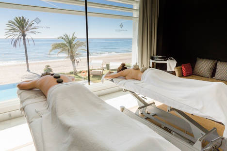 Un Beach Club… ¿de invierno? Sí existe y está en Marbella