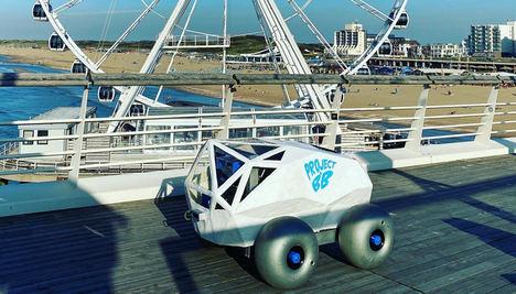 Inteligencia Artificial para decir adiós a las colillas en la playa