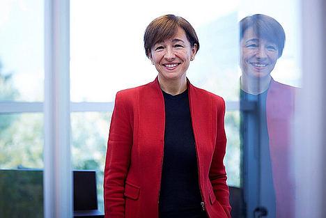 Beatriz Cabrera, CEO de Atomian.