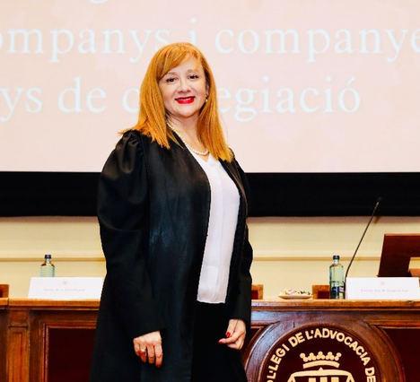 Beatriz Gil Teixidó.
