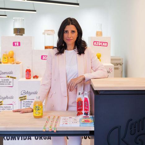 Beatriz Magro, cofundadora y CEO de Komvida, seleccionada emprendedora Endeavor