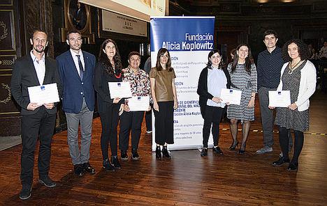 La Fundación Alicia Koplowitz entrega ayudas a ocho proyectos de investigación
