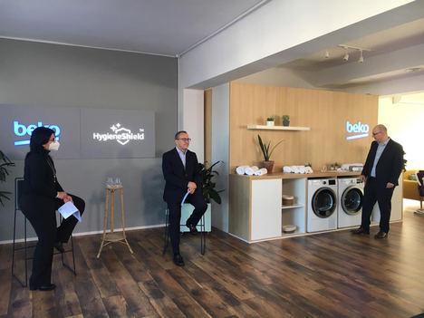 Beko lanza en exclusiva en España la secadora de la gama Hygiene Shield, que elimina el coronavirus