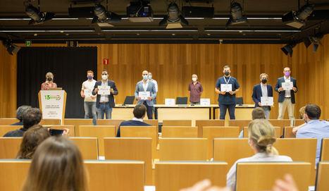 Vifit training, Dynamics y Dantz Home, startups ganadoras de la 13ª convocatoria de BerriUp