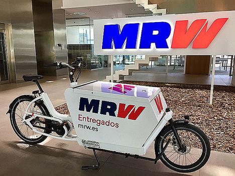 MRW se suma a la Semana Europea de la Movilidad con su apuesta por las entregas en transportes sostenibles y la multimodalidad