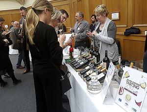 Bodegas Andaluzas acuden a la novena edición de la feria Big Fortified Tasting en Reino Unido con el impulso de Extenda