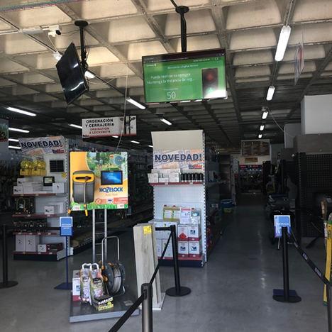 BigMat apuesta por la tecnología de Checkpoint para controlar el aforo en sus tiendas y ayudar a mantener las distancias de seguridad