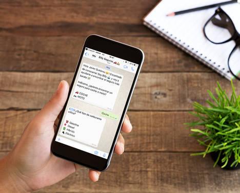 Nace Billy, el primer chatbot de seguros en WhatsApp