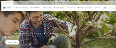 Los beneficios de la naturaleza para la salud se analizan en un informe de Swiss Re