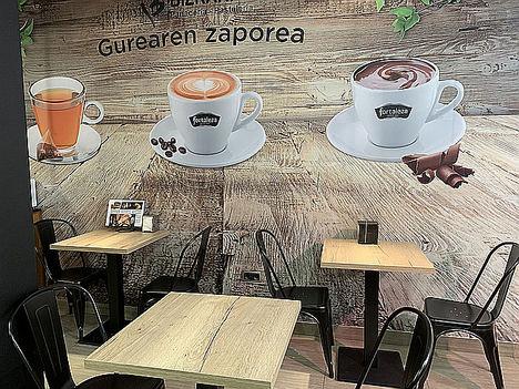 Bizkarra Casco Viejo se renueva como espacio de desayunos y meriendas