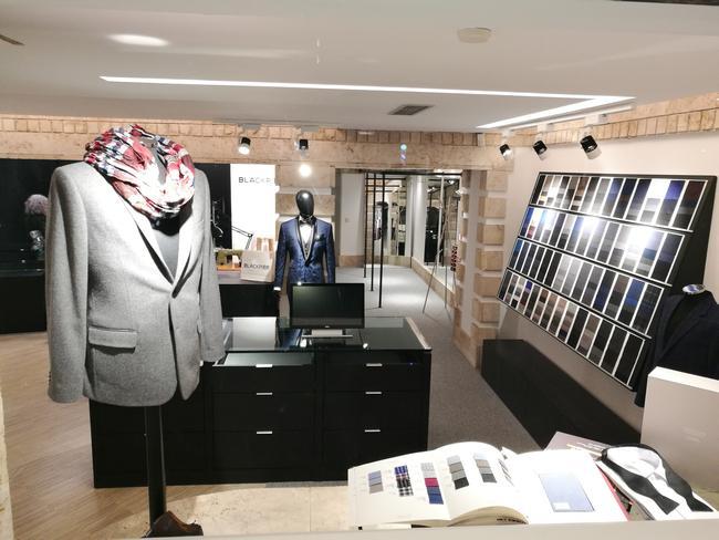 5494d61ccd La sastrería online Blackpier abre su primera tienda de Barcelona con un  nuevo concepto de venta