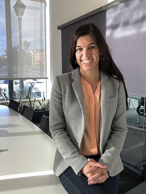 Blanca Otegui, Hemps Pharma.