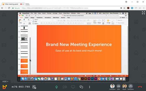 Ya es posible iniciar reuniones desde el navegador con Blizz de TeamViewer