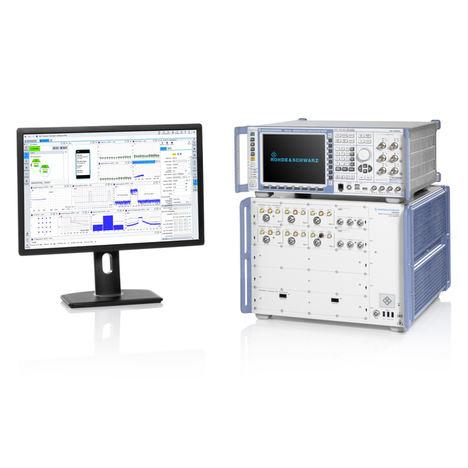 Los usuarios de sistemas de prueba de reverberación (RTS) de Bluetest pueden ahora disfrutar de las ventajas del comprobador de radiocomunicaciones 5G NR R&S CMX500.