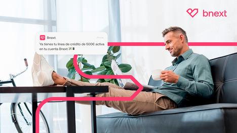 Bnext y Creditea se alían para ofrecer líneas de crédito a los usuarios del neobanco
