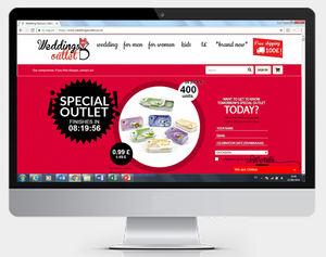 Bodas Outlet se internacionaliza y abre sus puertas al mercado europeo