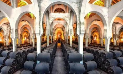 Una bodega española reconocida como la mejor productora de vinos fortificados del mundo