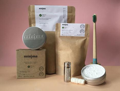 Mínima Organics apuesta por la economía circular en el sector de la higiene dental