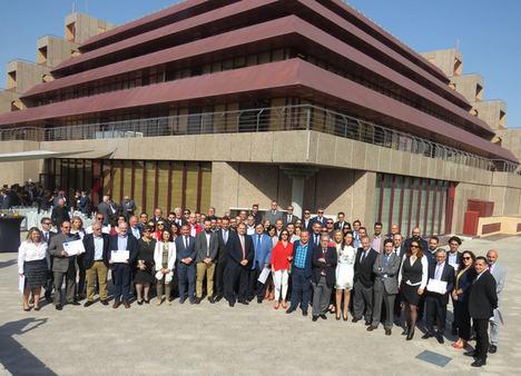 Ibermutuamur reconoce la labor en prevención y reducción de la siniestralidad laboral de más de un centenar de empresas en la Región de Murcia