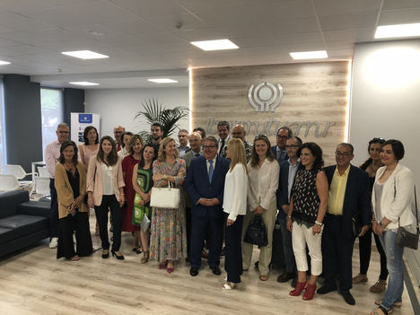 Ibermutuamur reconoce la labor en prevención y reducción de la siniestralidad laboral de 31 empresas en Burgos