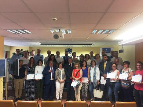 Ibermutuamur reconoce la labor en prevención y reducción de la siniestralidad laboral de 83 empresas en Valladolid