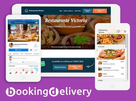 Telemesa Booking Service amplía su oferta de servicios con Bookingdelivery