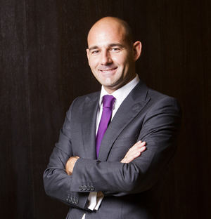 Borja Largo, Chief Fund Groups Officer de Allfunds.