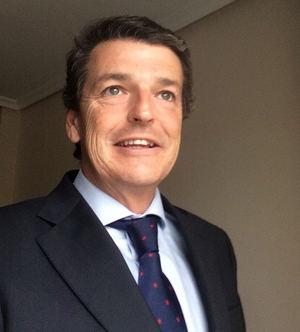 Borja Undabarrena, director financiero de Apodemia.