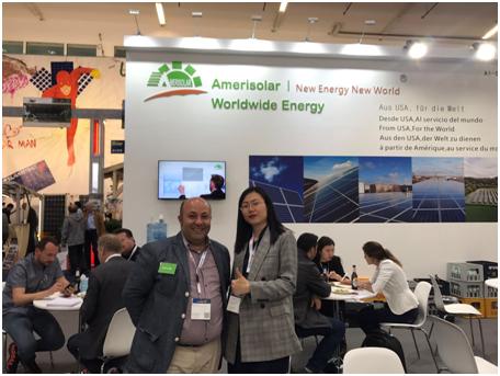 Bornay lleva hasta Alemania sus novedades con su participación en Intersolar 2019