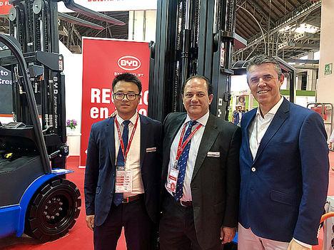 Brand Comunicación se encargará de la gestión del marketing digital de BYD, el mayor fabricante y vendedor de coches eléctricos en todo el mundo