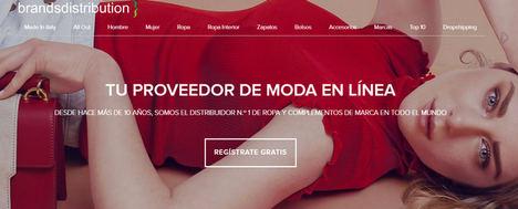 Paris Hilton elige la plataforma online Brandsdistribution.com para lanzar su primera colección de zapatos en España