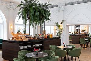 El hotel NH Collection Amsterdam Flower Market se convierte en una fuente de inspiración contemporánea y elegante en el corazón de Ámsterdam