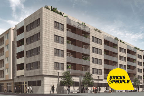 Bricks&People y Socios Inversores se alían para cofinanciar con crowdfunding el mayor proyecto inmobiliario