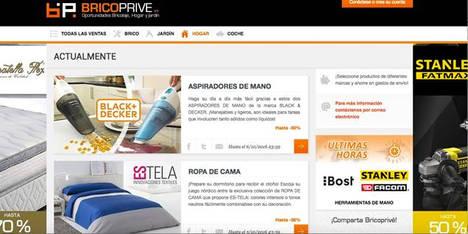 Bricoprive, el primer club privado europeo de bricolaje, inicia su actividad en España