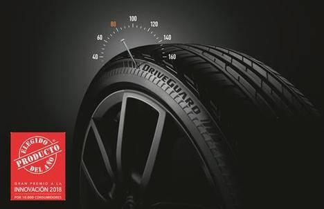 Bridgestone Driveguard producto del año