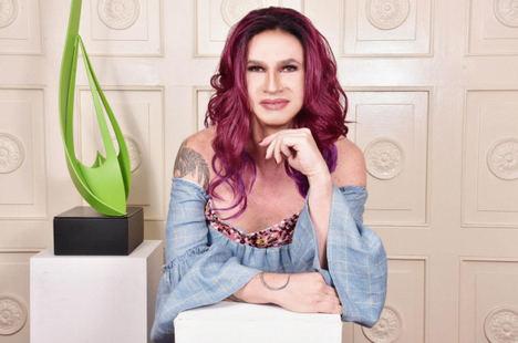 Entrevista a Brigitte Baptiste, primera mujer trans en un ranking Merco