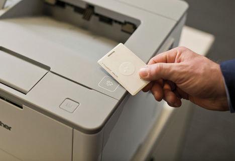 Solución avanzada Secure Print+ de Brother.