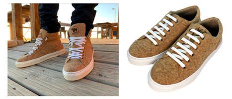 Bullfeet, presenta las primeras sneakers y botas fabricadas con corcho y plástico reciclado del mar