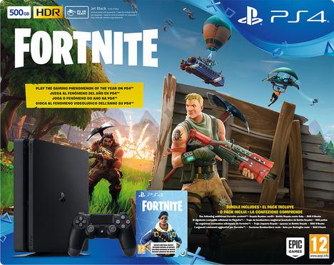 El pack Fortnite Battle Royale para PlayStation®4 llega a España