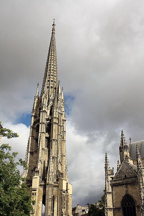 Burdeos-Catedral.